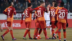 Elazığspor 1-4 Galatasaray