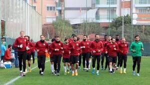Aytemiz Alanyaspor'da Beşiktaş hazırlıkları