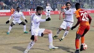 Elazığspor-Galatasaray: 1-4 (Ziraat Türkiye Kupası maçı)