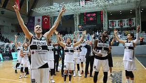 Szolnoki Olaj: 91 - Beşiktaş Sompo Japan: 96