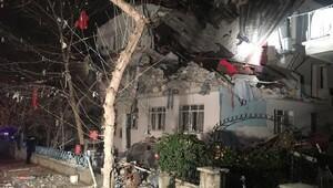 Ankarada doğalgaz patlaması: 3 yaralı (2) - Yeniden