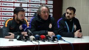 Elazığspor - Galatasaray maçının ardından