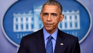 Görevi bırakmasına günler kala Obamadan sürpriz karar