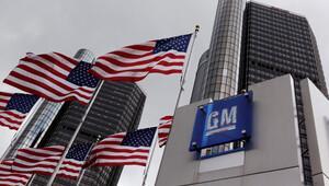GMden ABDye 1 milyar dolarlık yatırım açıklaması