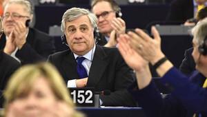 Schulzun yerine Tajani geldi