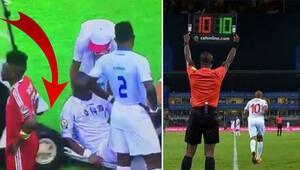 Bu görüntüler sadece Afrika Kupasında..