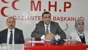 MHP İl Başkanı Taşdoğan: Referanduma evet diyeceğiz