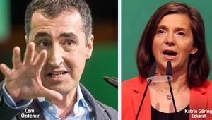 Alman Yeşiller, iki 'lider' adayı ile seçime girecek