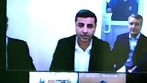 Selahattin Demirtaş, cezaevinden savcılık ve mahkemelere 30 saat ifade verdi