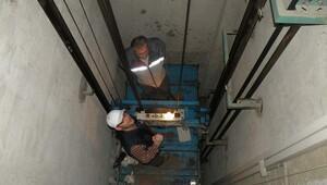 TSE 342 bin asansörü denetledi