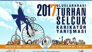 Turhan Selçuk Karikatür Yarışmasına başvurular başladı