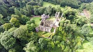 İngiltere'nin lanetli kalesi: Berry Pomeroy