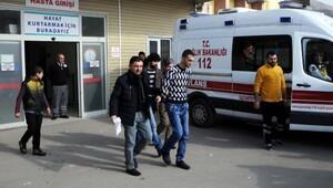 Gaziantepte işlenen cinayetin 4 şüphelisi Cerablusta yakalandı