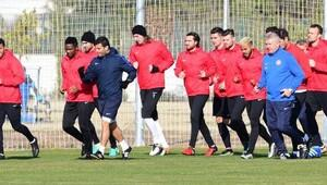 Antalyasporda Osmanlıspor hazırlığı
