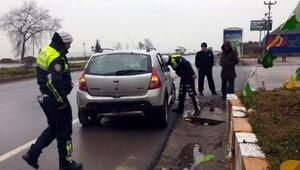 Zonguldakta kaza: 5 yaralı