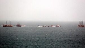 2 kişinin öldüğü tekne kazasında, Allahtan gelen bir afet savunması