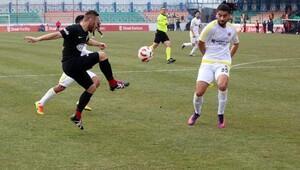 Amed Sportif-Menemen Belediyespor: 2-2 (Ziraat Türkiye Kupası)