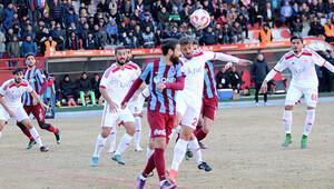 Gümüşhanespor 0-0 Trabzonspor / MAÇIN ÖZETİ