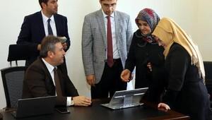 Talas Belediyesi Halk Günü toplantıları sürüyor