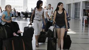 Rus turistler Yeniden Türkiye dedi