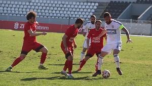 Aydınspor 1923: 0 - Ümraniyespor: 1
