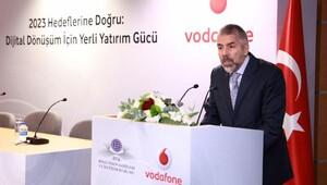 Vodafone'dan yerli üretimi teşvik için KOBİ seferberliği