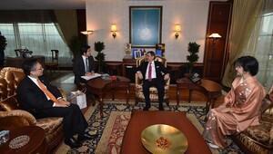 Büyükelçi görüşmesi