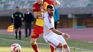 Göztepe-Sivasspor Fotoğrafları (Ziraat Türkiye Kupası)