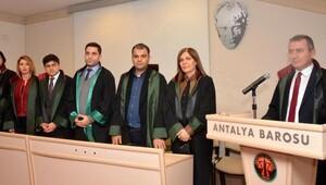 Antalya Barosundan anayasa uyarısı