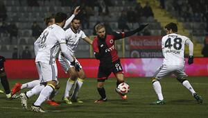 Gençlerbirliği 2-2 Fenerbahçe / MAÇIN ÖZETİ