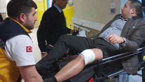 Samsunda iş adamına silahlı saldırı