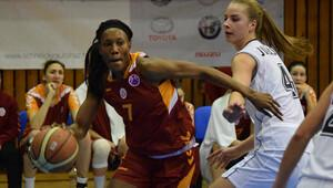PEAC Pecs: 67 - Galatasaray: 71