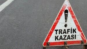 Konyada yolcu otobüsü kamyona çarptı: 1 ölü, 15 yaralı