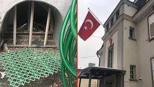 Türkiyenin Zürih Başkonsolosluğuna saldırı