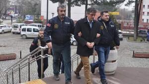İnegölde FETÖden 3 kişi gözaltında