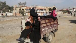 Musulun doğusu DEAŞten temizlenince eve dönüşler başladı