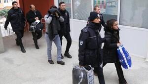 İzmitte FETÖ soruşturmasında 7 kişi adliyeye sevk edildi