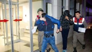 Yol denetiminde 3 tutuklama