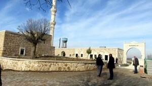 Midyat'ta dev külliye inşaatı