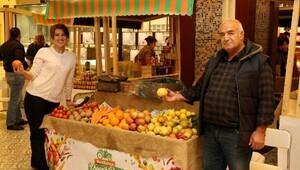 MaviBahçe'de organik şölen