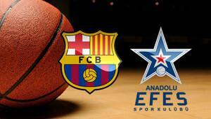 Barcelona Anadolu Efes maçı ne zaman saat kaçta hangi kanalda