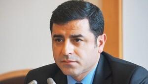 Demirtaş'a, 'Terör örgüt propagandasından ilk beraat kararı