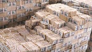 Merkezin döviz rezervi 95.29 milyar dolara geriledi