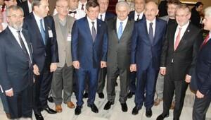 Başbakan Yıldırıma, Mecliste İnegöl köftesi ikram ettiler