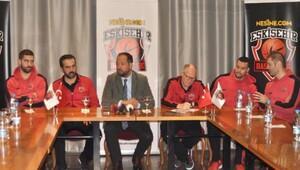 Eskişehir Basket, Sakarya maçına hazırlanıyor