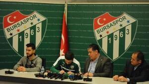Bursaspor, Stancu ile sözleşme imzaladı