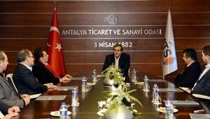 İşadamları Antalyanın imajını yükseltecek