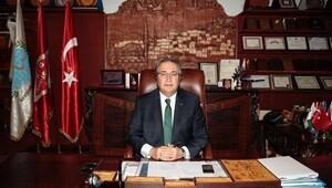 Başkan Ünver'den, şehit ailesine başsağlığı mesajı