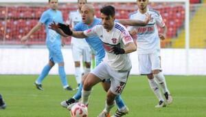 Gaziantepspor-Osmanlıspor: 2-0 (Ziraat Türkiye Kupası)
