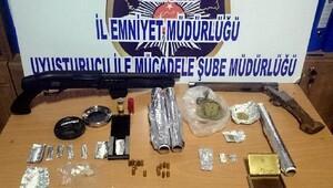 Kayseride uyuşturucu operasyonu: 5 gözaltı